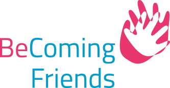 BeComing Friends Logo